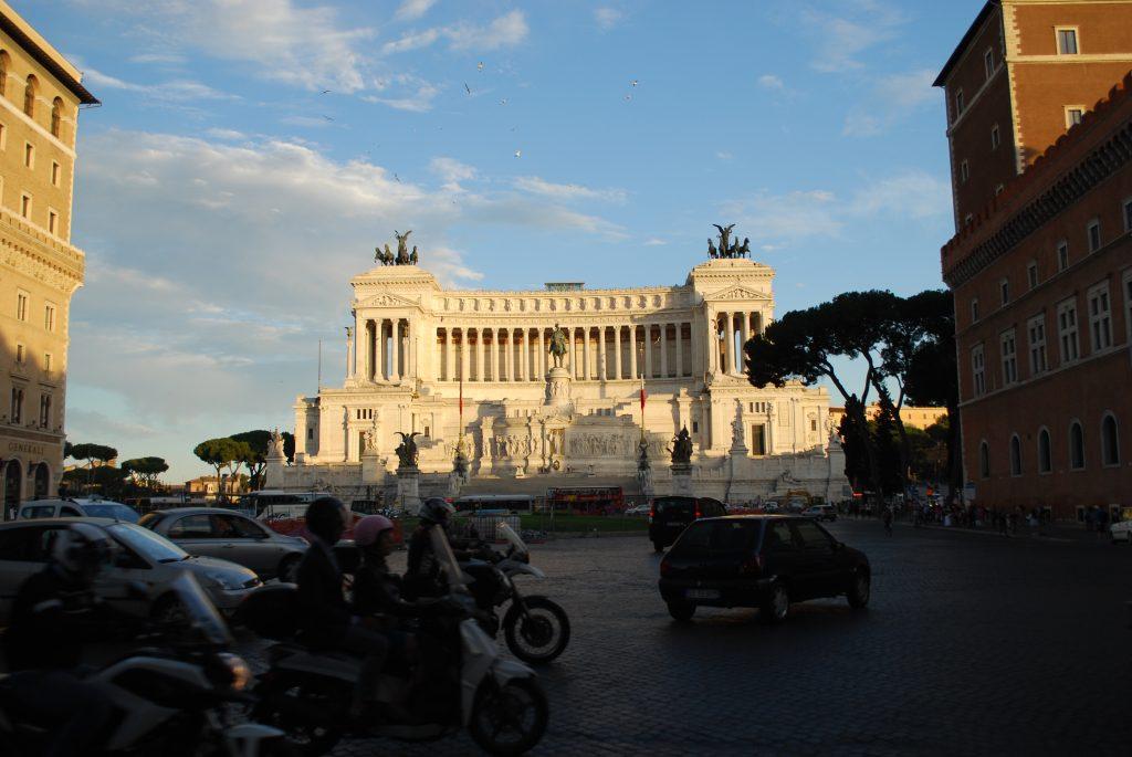Plac Wenecki w Rzymie Altare della Patria