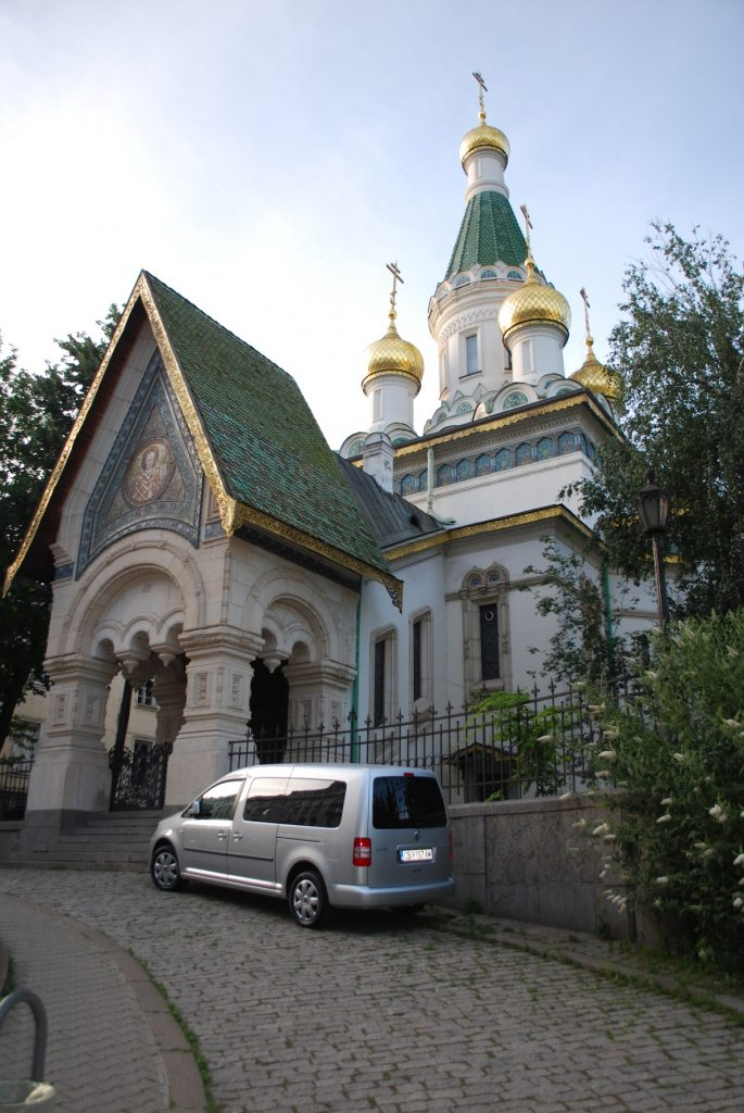 "Russian Church ""Sveti Nikolay Mirlikiiski"""