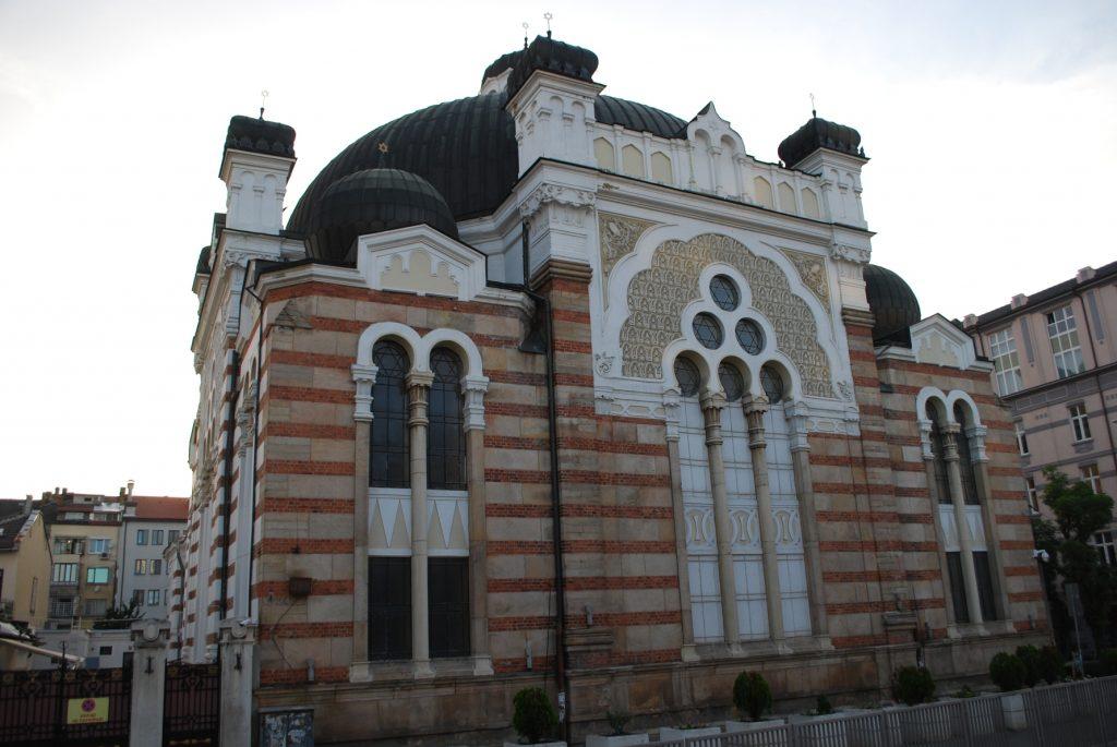 Synagoga w Sofii Софийска синагога