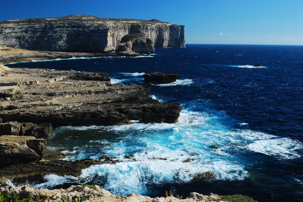 Widok z Azure Window