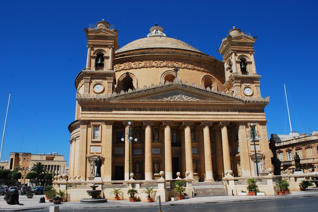 Mosta Dome Mosta Rotunda