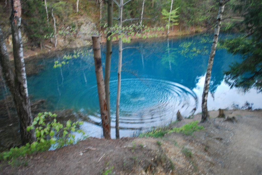Kolorowe Jeziorka w Rudawskim Parku Krajobrazowym