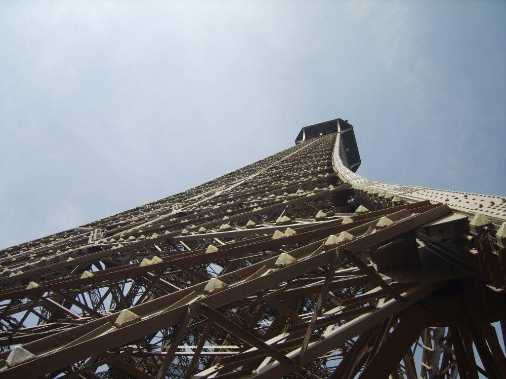 Widok z Wieży Eiffla Tour Eiffel