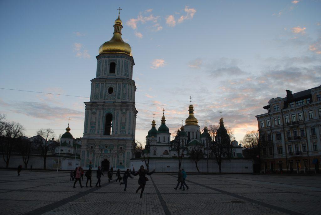 St. Sophia's Cathedral Софійський собор