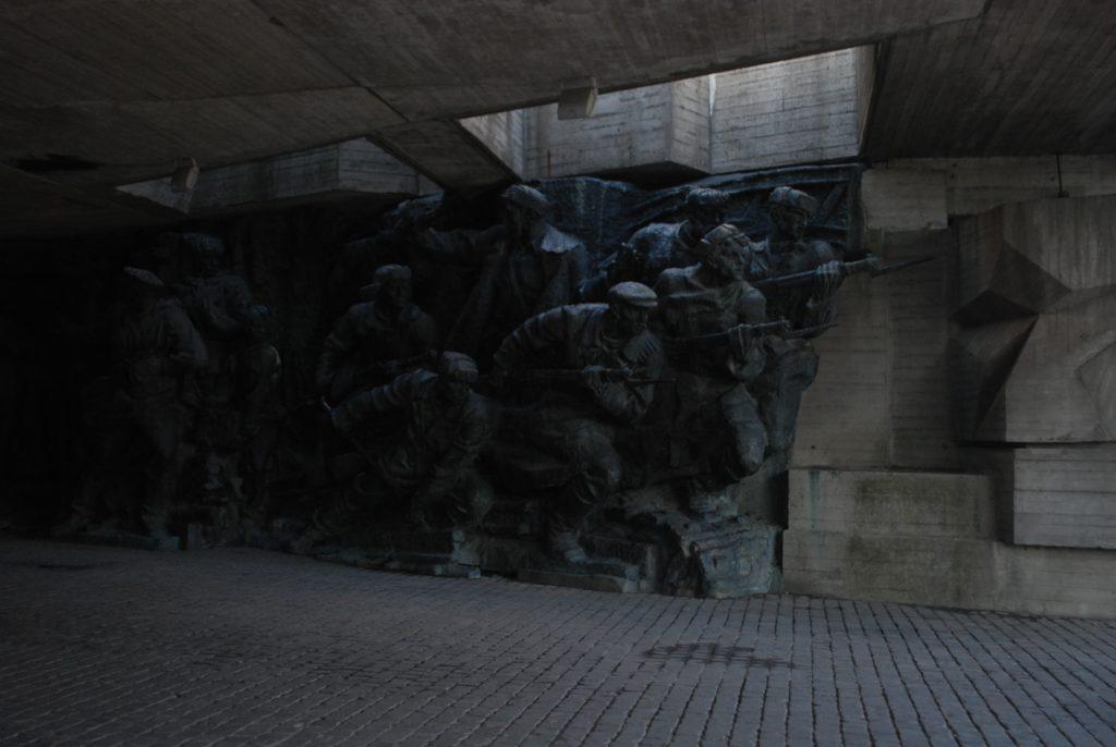 Memorial to the Legendary Founders of Kyiv Пам'ятник засновникам Києва
