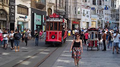 Bezpieczeństwo w Stambule