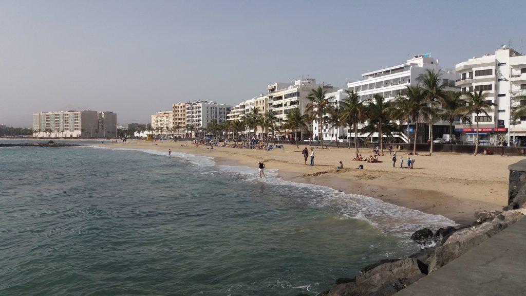 Playa De Reducto