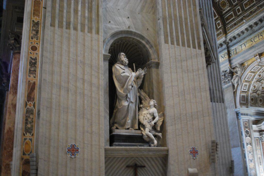 Bazylika Świętego Piotra Basilica di San Pietro