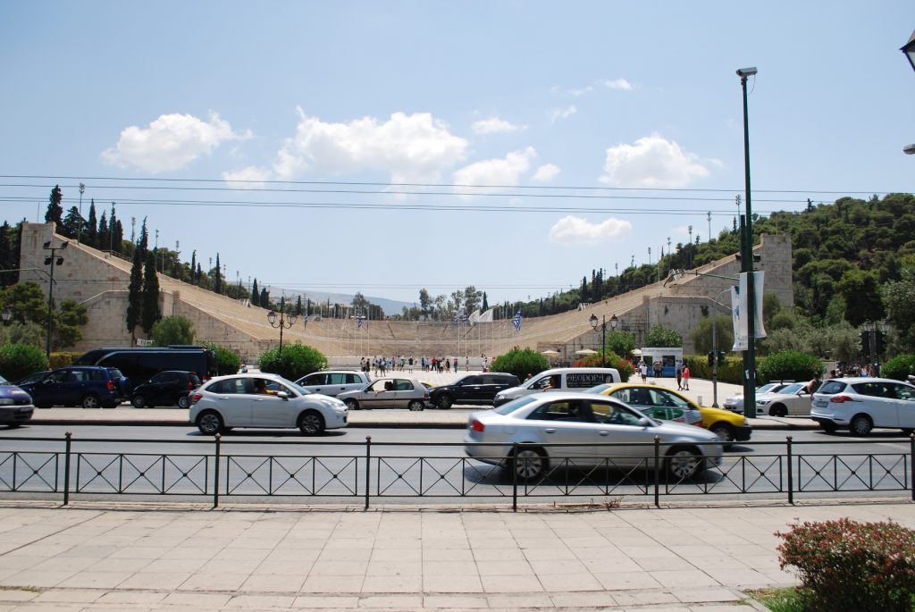 Panathenaic Stadium Παναθηναϊκό Στάδιο