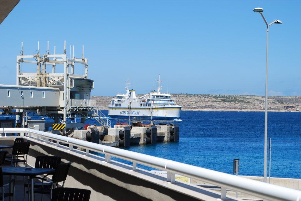 Cirkewwa Ferry Terminal