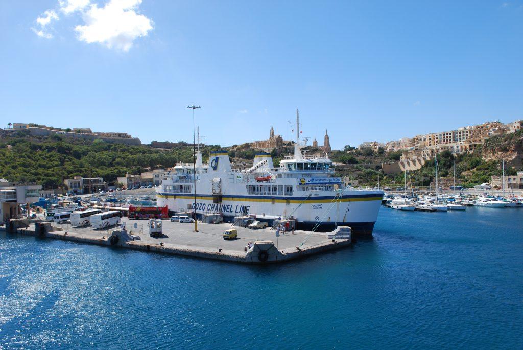 Gozo Ferry Terminal
