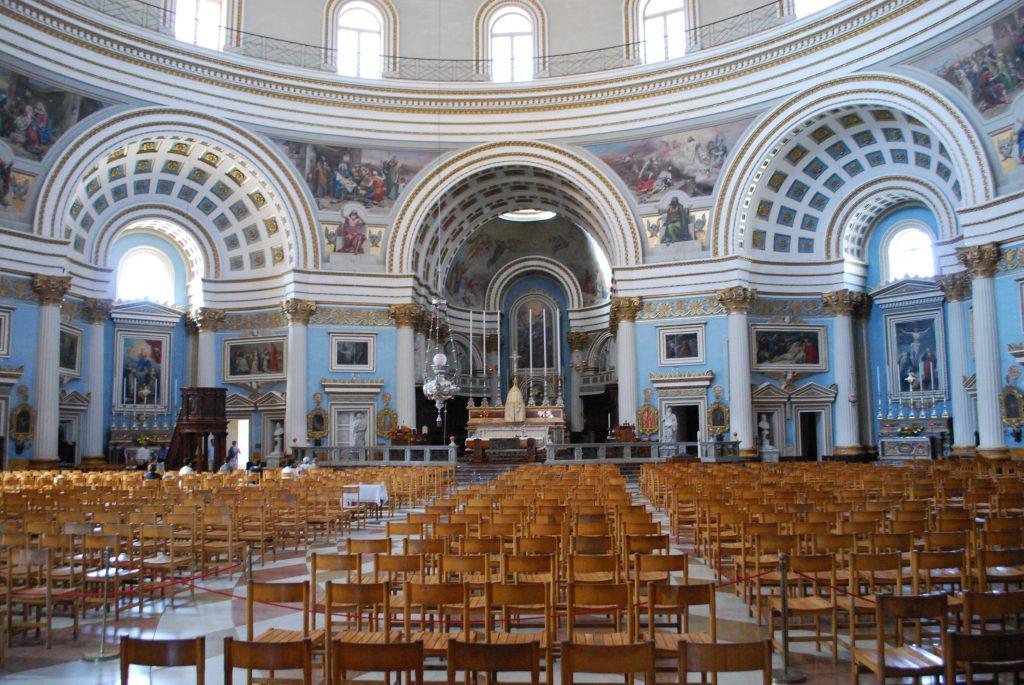 Mosta Dome Mosta Rotunda