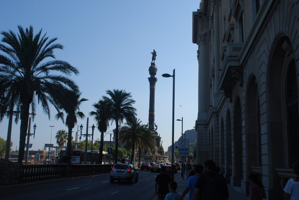 pomnik Krzysztofa Kolumba
