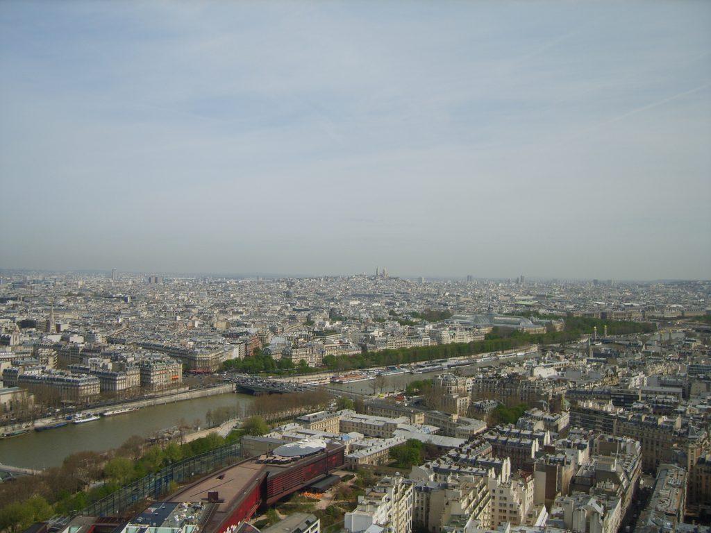 Wieża Eiffla Tour Eiffel