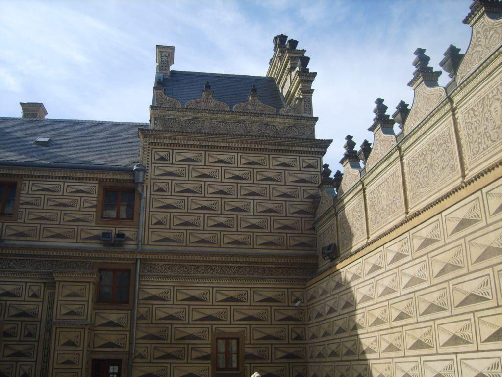 Pałac Schwarzenbergów w Pradze Schwarzenberský palác